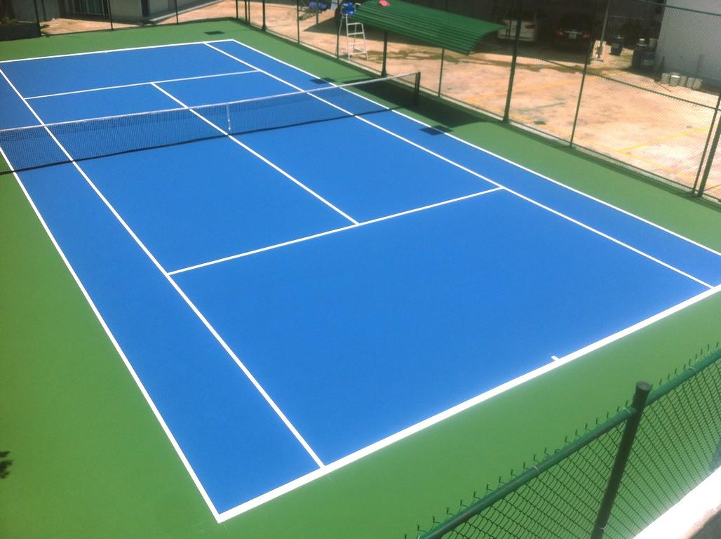 Dịch vụ thi công sơn epoxy sàn thi đấu đạt chuẩn tại quận 11