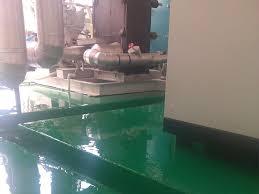 Thi Công sơn - Cty CP cám CP tại khu công nghiệp B