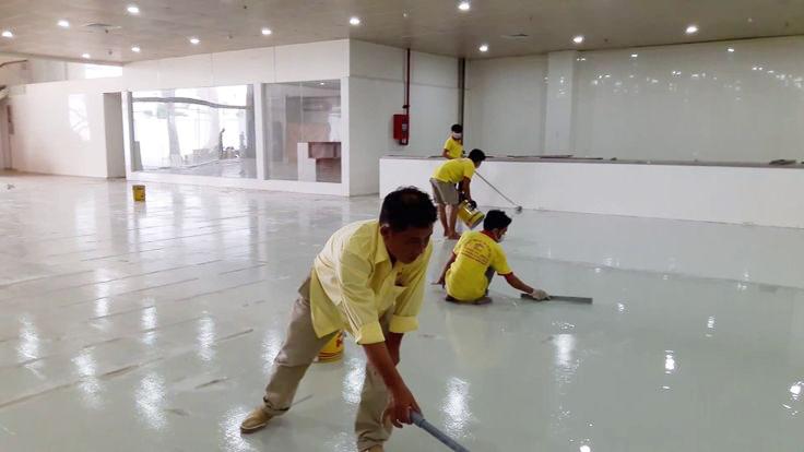 Những lợi ích khi thi công sơn epoxy chống thấm cao cấp